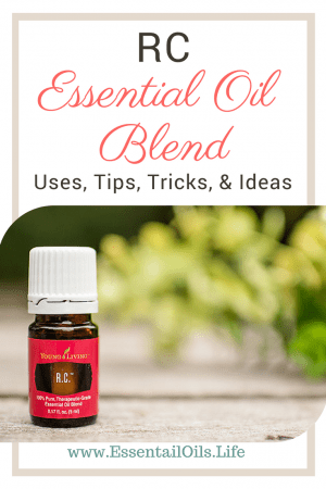 Breathe comfortably with RC Essential oil blend- learn more with ideas, uses, tips, and tricks