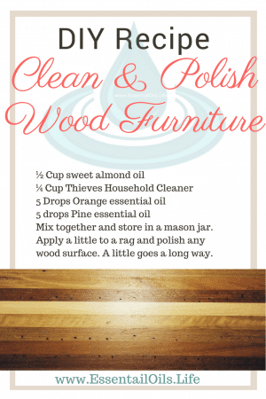 Don't make your home a hazmat zone. Ditch toxic conventional cleaners! Clean and polish your wood tables, chests, dressers, shelves, and other wooden furniture using this wood polish and cleaner DIY recipe.
