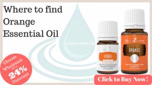 Where to buy orange and orange vitality essential oils