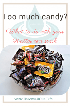 """Too much candy? """"Too successful"""" of a Halloween? We have a few tips, tricks, and solutions to your sugar-overload and candy-overrun woes!"""
