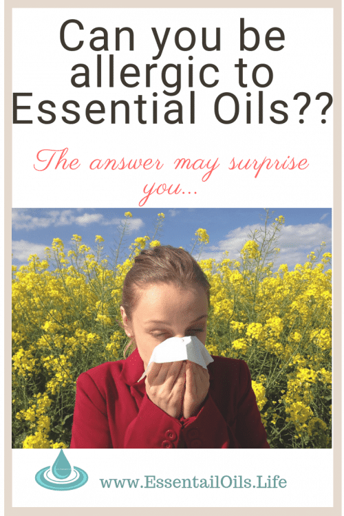Can someone be allergic to essential oils? Can essential oils aggravate allergies? With so much misinformation out there, come check out the truth, as its told by our favorite pharmacist!