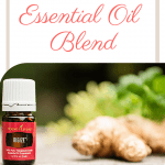 All about DiGize essential oil blend, using it safely, and how to use it to help sooth digestive upset or bowl irregularities