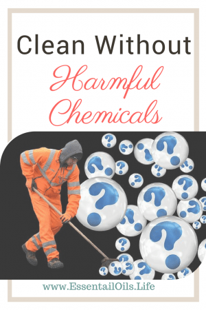 Do you know what is in your cleaning products? Chances are high that they may be filled with toxic chemicals...