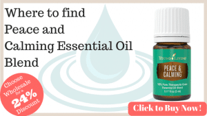 Peace and calming essential oil... all about what to do with it, where to find it, how to buy it, how to use it, and other helpful tips and tricks