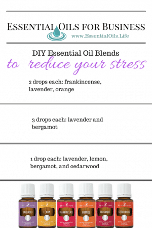 Reduce your stress using essential oils. These essential oil blends are fantastic for lowering stress so you can live a better quality of life