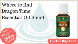 Where to buy Dragon Time essential oil blend so you can relieve your menstrual madness, cramps, and moodiness