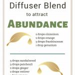 diy abundance; diy abundance oil; diy abundance essential oil; diy abundance essential oil blend
