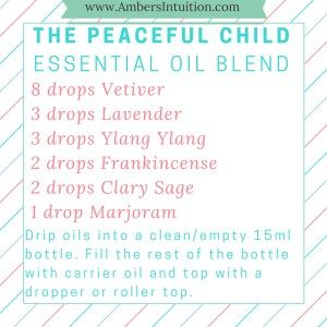 Its our job as parents to teach our children how to manage their emotions. Little things become big things, and its easy for little minds and bodies to become overwhelmed through it all. Help support your child's emotions naturally with these tips and tricks. Use this Peaceful Child DIY essential oil blend to help calm your child.