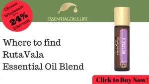 RutaVala Essential Oil Blend and Rollon uses, tips, tricks, info, safety info, and more!